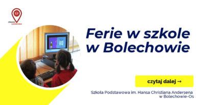 Ferie w szkole w Bolechowie Osiedle