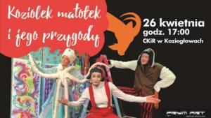 cover_Koziołek Matołek