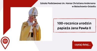 100-rocznica urodzin papieża Jana Pawła II