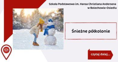 Śnieżne półkolonie