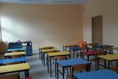 3. Nowa sala lekcyjna